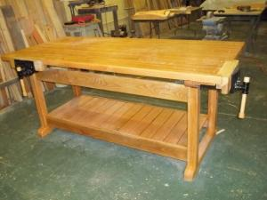 Work Table for Wood Shop